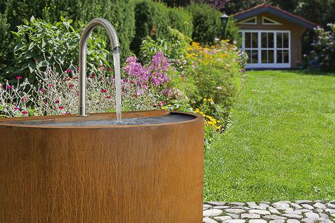 Kilian Gartenmetall Brunnen