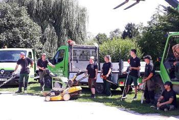 Gartenpflege in Königsfeld