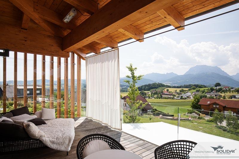 Outdoor Vorhänge Soliday - Gärten von Kilian